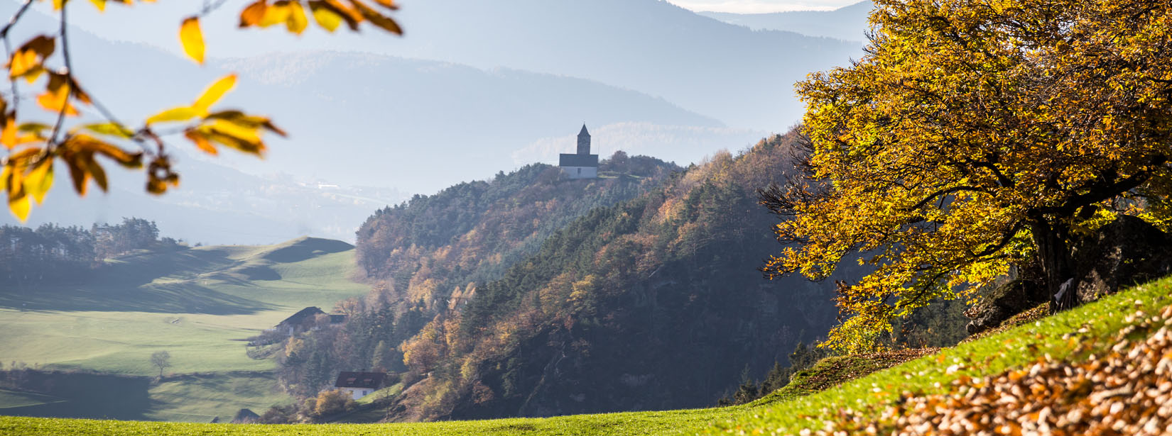 Autumn hikes in South Tyrol
