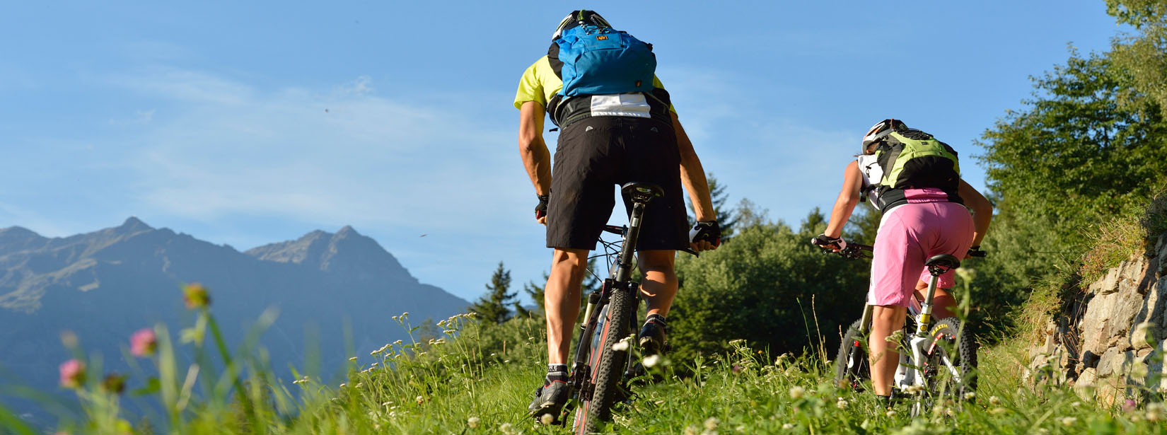Mountainbiken in Südtirol